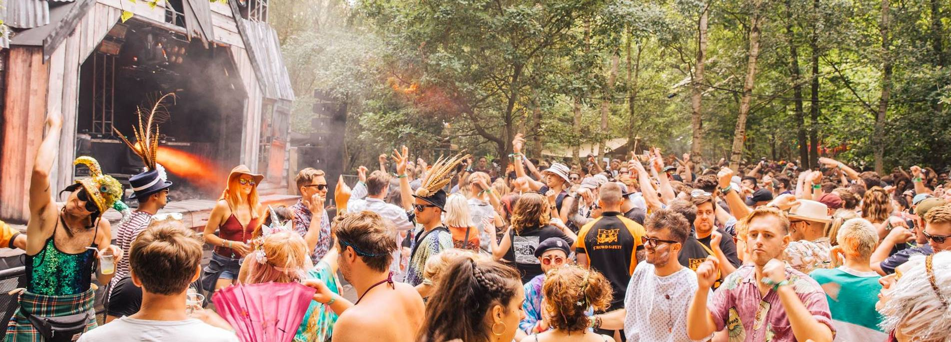 5 Mixes To Get You Rave-Ready