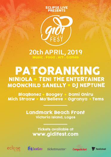 Image result for gidi fest 2019