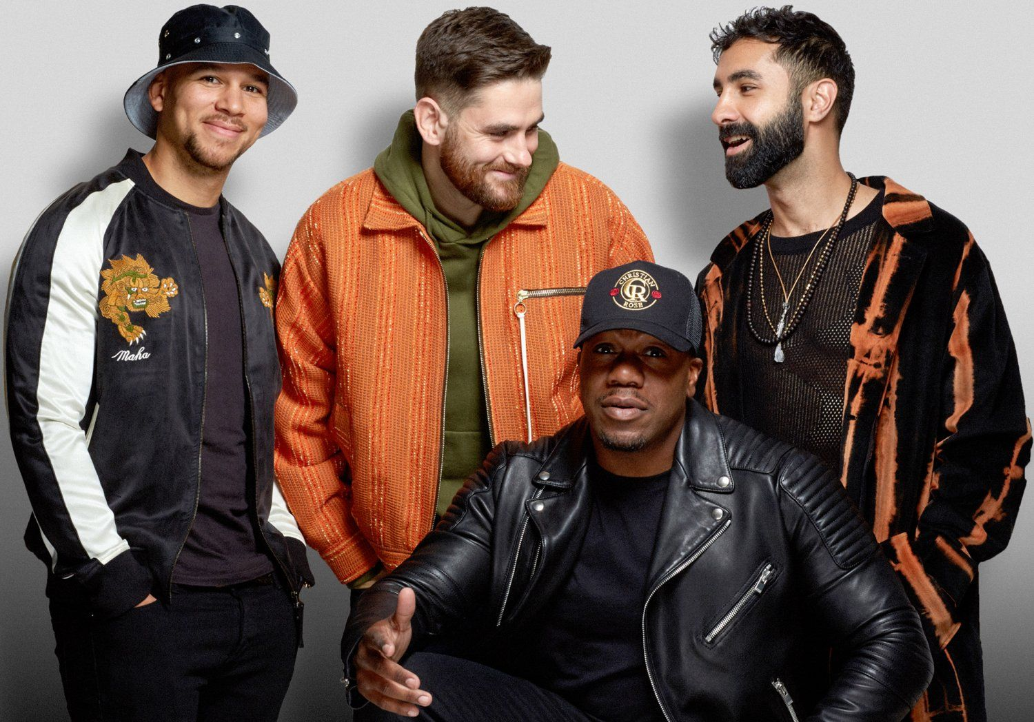 Rudimental [DJ set] presents Major Toms