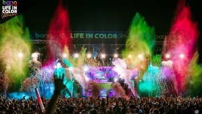 Life In Color 2020.Life In Color Miami 2020 Festicket