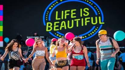 Life Is Beautiful Festival 2020.Life Is Beautiful Festival 2020 Festicket