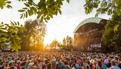 Central Park Festival 2018 Festicket