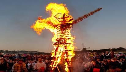 Image result for Burning Man 2019