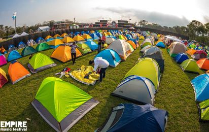 Empire Music Festival 2019 & Camping Tent at Empire Festival Empire Music Festival 2019 - Festicket