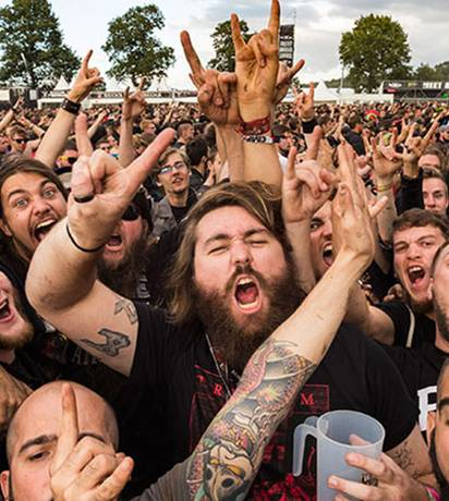 Heavy Metal Music Festivals - Festicket