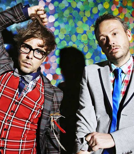 Basement Jaxx [DJ set]