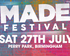 MADE Festival 2019 logo
