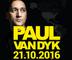 Paul van Dyk in Ostrava 2016