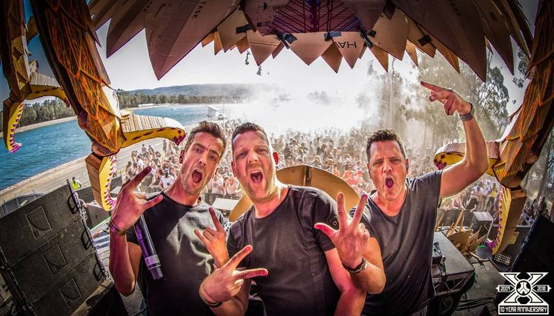 Defqon 1 2019 Tickets, Accommodation and Extras - Festicket