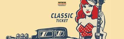 Las Vegas Car Show 2020.Classic Ticket Thu Fri Sat Car Show Viva Las Vegas