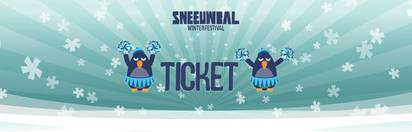 Winter Festival 2020.Ticket Sneeuwbal Winter Festival 2020 Festicket
