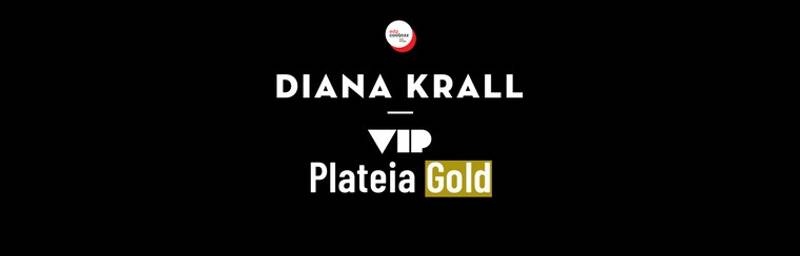 Diana Krall - VIP Seated Arena Gold, EDP Cool Jazz 2019