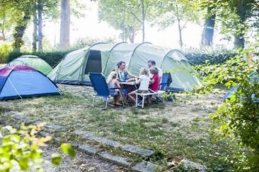 CAMPING DE PARIS - Emplacement de tente (piéton)