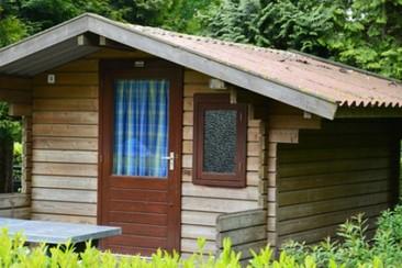 Cabin @ Camping Vliegenbos