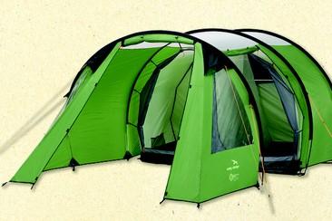 Comfortable Tent Package at Wacken Open Air Campsite