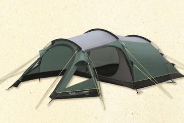 Standard Tent Package at Wacken Open Air Campsite