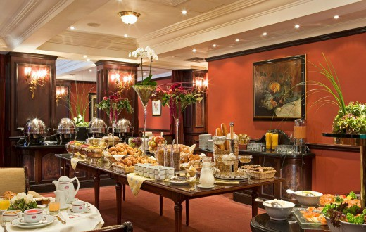 Royal Windsor Hotel Grand Place 10
