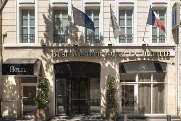 BEST WESTERN Hôtel La Joliette