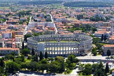 Appartamenti Arena Pula
