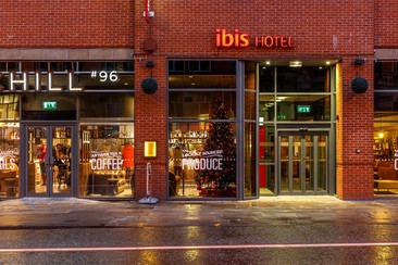 ibis Manchester Centre 96 Portland Street