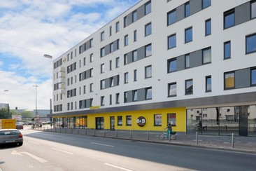 B&B Hotel Düsseldorf Hauptbahnhof