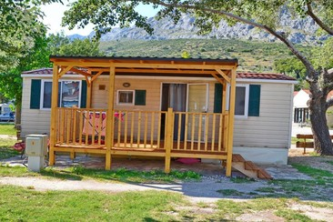 Classic Beach House at Ultra Beachville Campsite