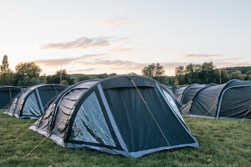 Pitch Camping | Boutique Camping @ Rewind Scotland