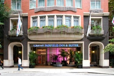 Fairfield Inn & Suites by Marriott Chicago Downtown