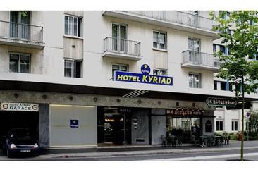 Kyriad Tours Centre