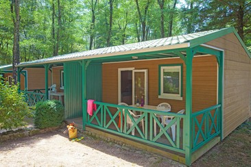 Pass 3 Jours + 3 nuits au camping Le Roubreau (Bungalow)