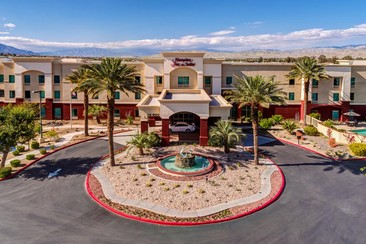 Weekend 1: GA Pass + Shuttle + Hampton Inn & Suites Palm Desert