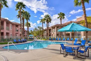 Weekend 2: GA Pass + Shuttle + Residence Inn Palm Desert