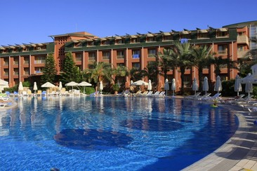 Festival Tickets + 4* Pegasos Club Hotel