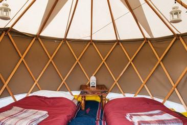Premium Yurt | Boutique Camping @ Rewind North