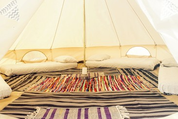 Standard Pack - Glamping Nomad Pop-Up @ Meo Sudoeste