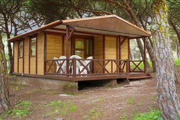 Bungalow Monsanto no Lisboa Camping & Bungalows