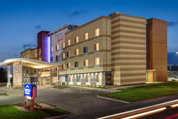 Fairfield Inn & Suites Riverside Moreno Valley