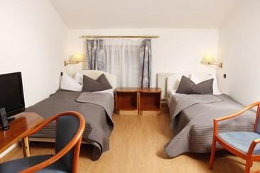 Brocki's Hotel Stadt Hamburg