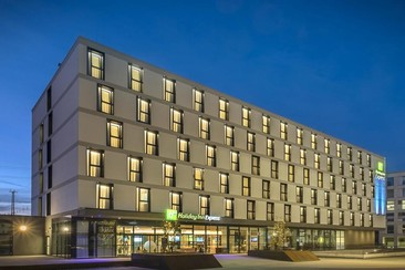 Holiday Inn Express Freiburg City Centre