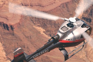 Grand Canyon National Park by Helicopter