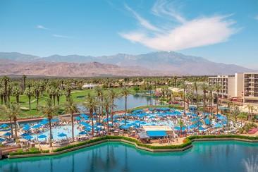 2e week-end : Pass Festival + Navette + JW Marriott Desert Springs Resort & Spa