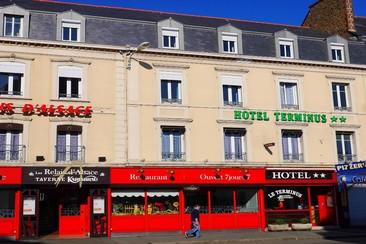 Hôtel Terminus Saint-Malo