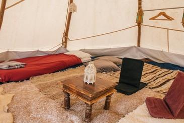 Premium Tipi Tent | Boutique Camping @ Rewind North