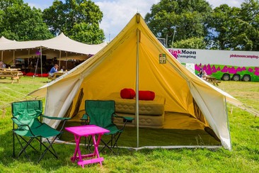 Luxury Lodge at Latitude Festival
