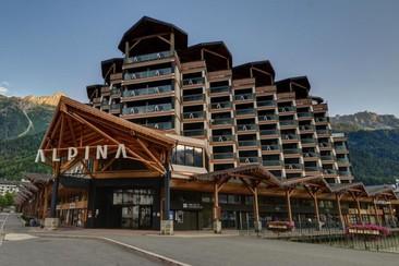 Alpina Eclectic Hôtel Chamonix