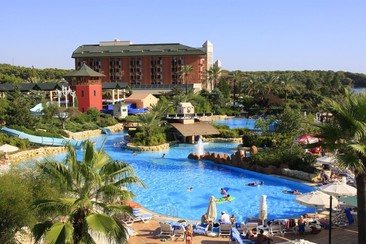 Festival Tickets + 5* Pegasos Resort Hotel