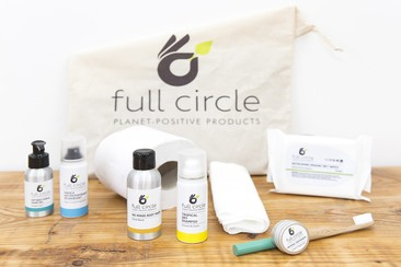 Full Circle - Luxury Eco festivalkit