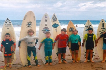 Mundaka Surf Class