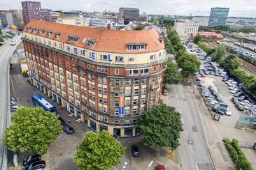 A&O Hamburg Hauptbahnhof