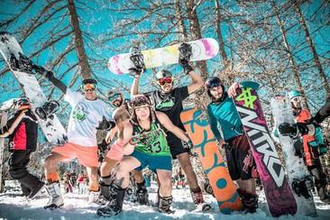 5 Days Ski Lessons